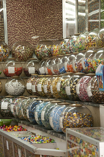 Valencia 2011 - Candy store
